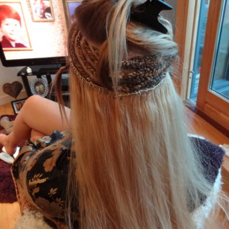 Half head hair extensions before and after images hair extension human hair extensions half head trendy hairstyles in the usa human hair extensions half head pmusecretfo pmusecretfo Choice Image