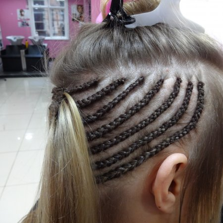Displaying 18 gallery images for weave hair extensions gone wrong